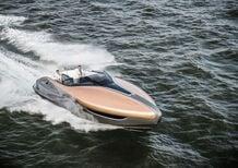 Lexus, in arrivo lo yacht di lusso