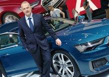 Ginevra 2018, Longo, Audi: «Non sacrificheremo i valori del brand in nome delle quote di mercato»