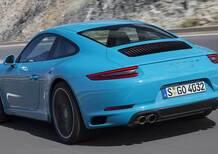 Porsche 911 restyling (991 II)