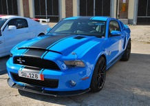Ford Mustang: un raduno per sognare [Video]