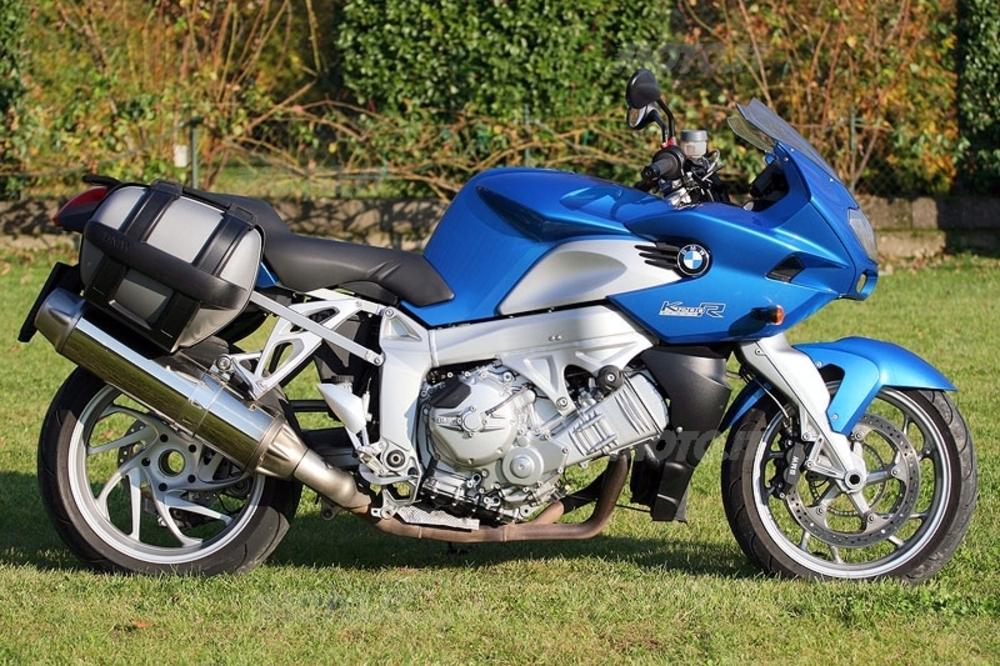 BMW K 1200R Sport