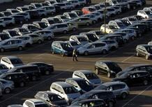 Mercato auto Europa: ottobre +2,7%. Trainano le vendite Italia e Spagna