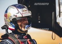 Dakar 2016. Esteso l'accordo tra Peugeot e Sébastien Loeb