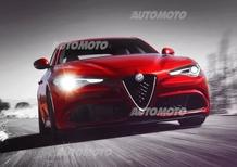 Alfa Romeo Giulia: ecco la versione USA