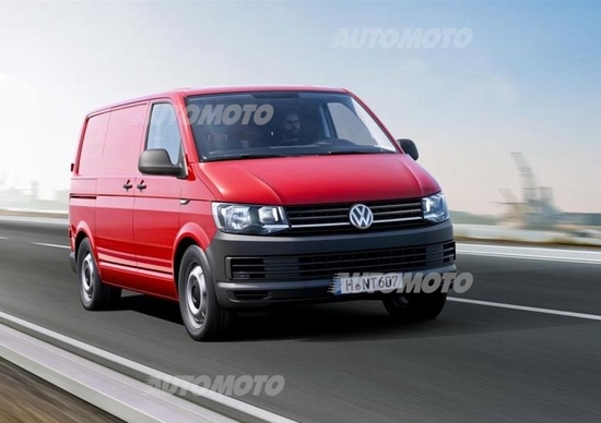 Volkswagen Transporter è International Van of the Year 2016