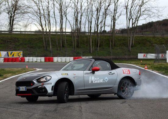 Aci Rally Italia Talent: chiusa la Selezione, si passa alla semifinale