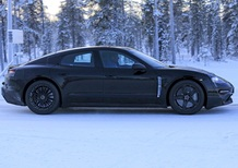 Porsche Mission E. Proseguono i test per l'anti-Tesla di Zuffenhausen [Video]