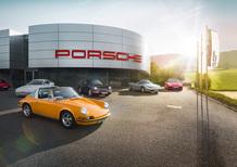 Porsche Classic: apre il primo centro al mondo