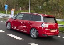 PSA Peugeot Citroen: da Parigi a Madrid a guida autonoma