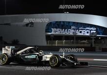 F1, Gp Abu Dhabi 2015, FP3: Rosberg davanti a tutti