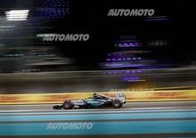 F1, Gp Abu Dhabi 2015: finalmente è finita