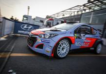 Monza Rally Show 2015, Neuville: «Rossi? Anche io vorrei una WRC Plus...» [Video]