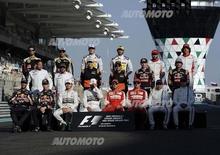 F1, GP Abu Dhabi 2015: le foto più belle