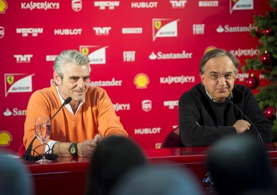 Natale in casa Ferrari: premio di 5.000 euro ai dipendenti