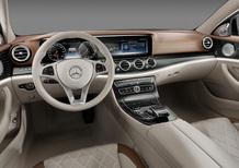 Nuova Mercedes Classe E: interni in salsa Classe S