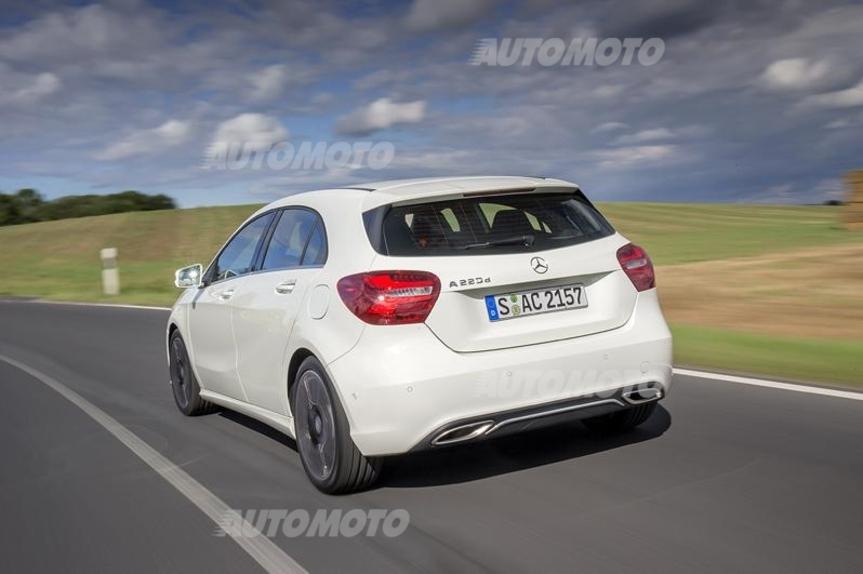 Mercedes Classe A Restyling La Video Prova Prove