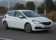 Opel Astra: pronta a tornare la GSi?