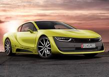 Rinspeed Etos: una BMW i8 a guida autonoma e... Full HD!