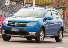 Dacia Sandero Stepway Turbo GPL