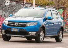 Dacia Sandero Stepway Turbo GPL