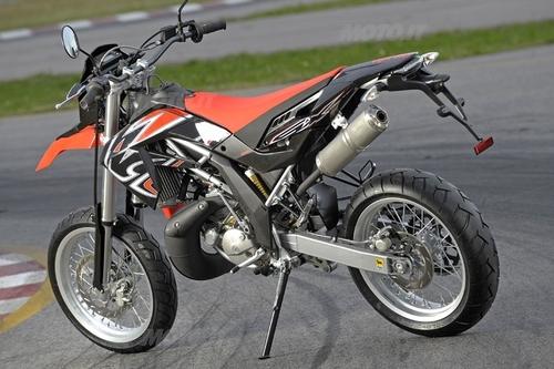 APRILIA   RX 125 e SX 125