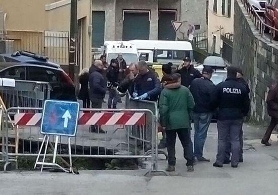 San Fruttuoso, pensionato muore cadendo nella voragine di via Berno