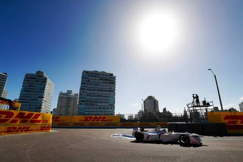 Formula E, ePrix di Punta del Este: vince Vergne (5)