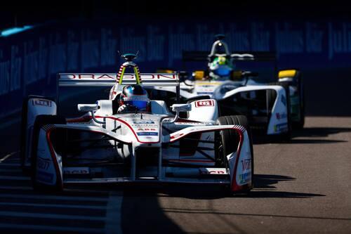 Formula E, ePrix di Punta del Este: vince Vergne (8)