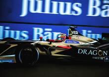 Formula E, ePrix di Punta del Este: vince Vergne