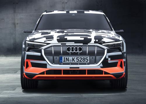 Audi e-tron, dichiarato il prezzo per il mercato tedesco (9)