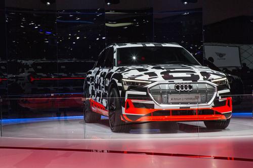 Audi e-tron, dichiarato il prezzo per il mercato tedesco (5)