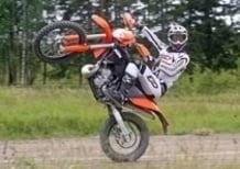 KTM Gamma Off-road 2009