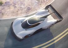 """Volkswagen I.D. R Pikes Peak, ecco l'auto per la """"Race to the Clouds"""""""