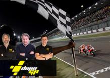 DopoGP con Nico e Zam. Il GP del Qatar 2018