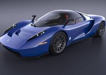 SCG004S, la nuova supercar spinta dal motore della Nissan GT-R