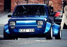 Fiat 126, con il VTEC Honda diventa un missile terra aria