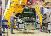 Porsche: maxibonus ai dipendenti da 9.600 euro