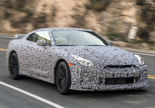 Nissan GT-R: è tempo dell'ultimo restyling