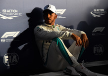 Formula 1, Hamilton: «Il futuro? Ora penso a vincere»