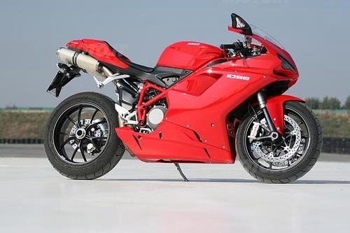 Ottimo avvio per Ducati 1098 S