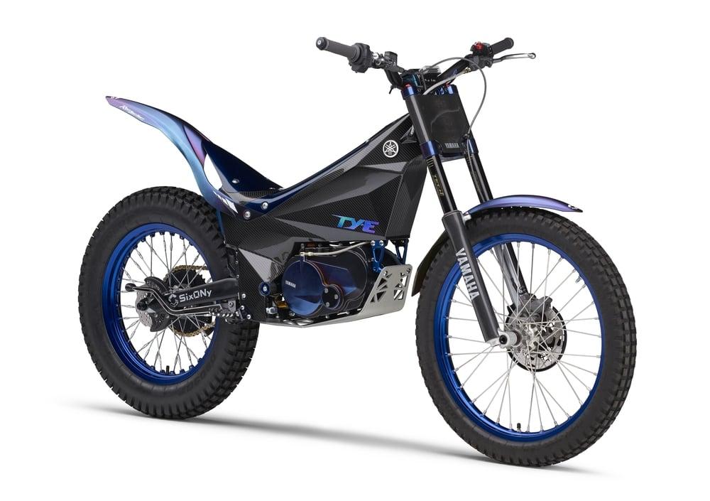 Yamaha TY-E Trial (2018 - 19)