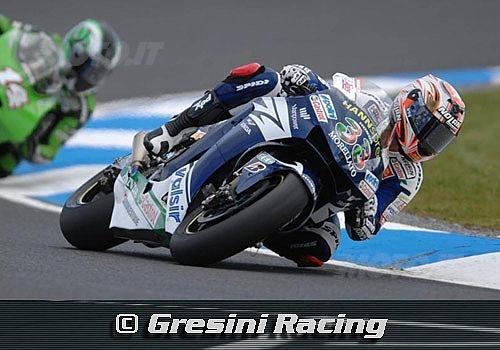 Marco Melandri nel 2008 guiderà la Ducati di Capirossi