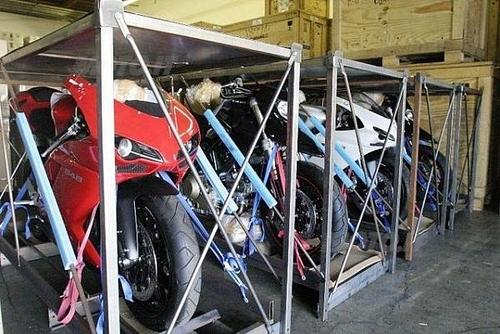 Scoop: Ducati 848 (da Moto Revue, Francia)