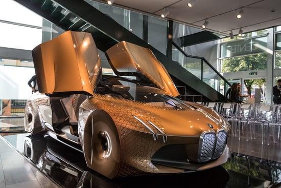 La BMW Vision Next 100