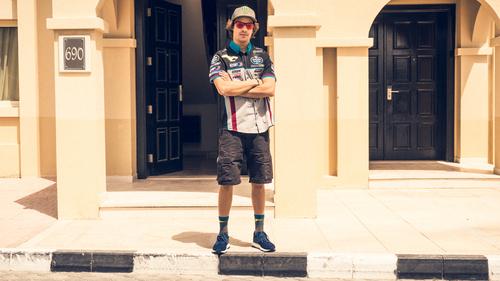 Franco Morbidelli: Sono insicuro, ma Vale mi dice di stare tranquillo (5)