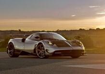 Richiami per le Pagani Huayra BC e Roadster in America