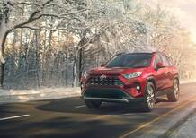 Nuova Toyota RAV4, debutto al Salone di New York