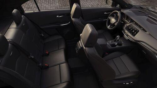 Cadillac XT4, anche gli USA si danno ai SUV compatti (9)
