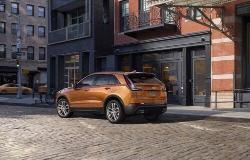 Cadillac XT4, anche gli USA si danno ai SUV compatti (4)