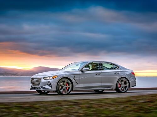 New York Auto Show 2018: ecco la nuova Genesis G70, berlina di lusso - video (4)